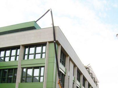 aspirazione ghiaino tetti 3