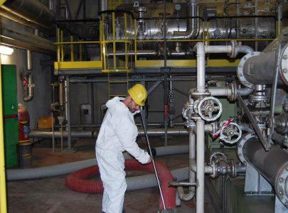 pulizie inceneritori